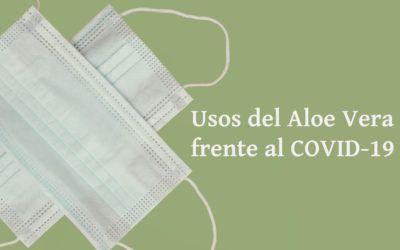 ALOE VERA FRENTE AL COVID-19
